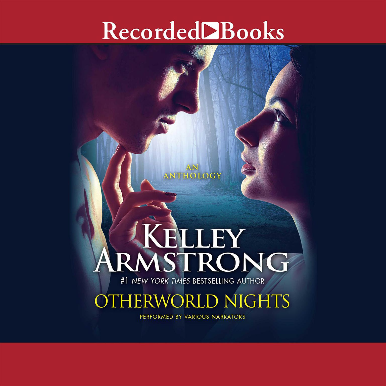 Printable Otherworld Nights: An Anthology Audiobook Cover Art