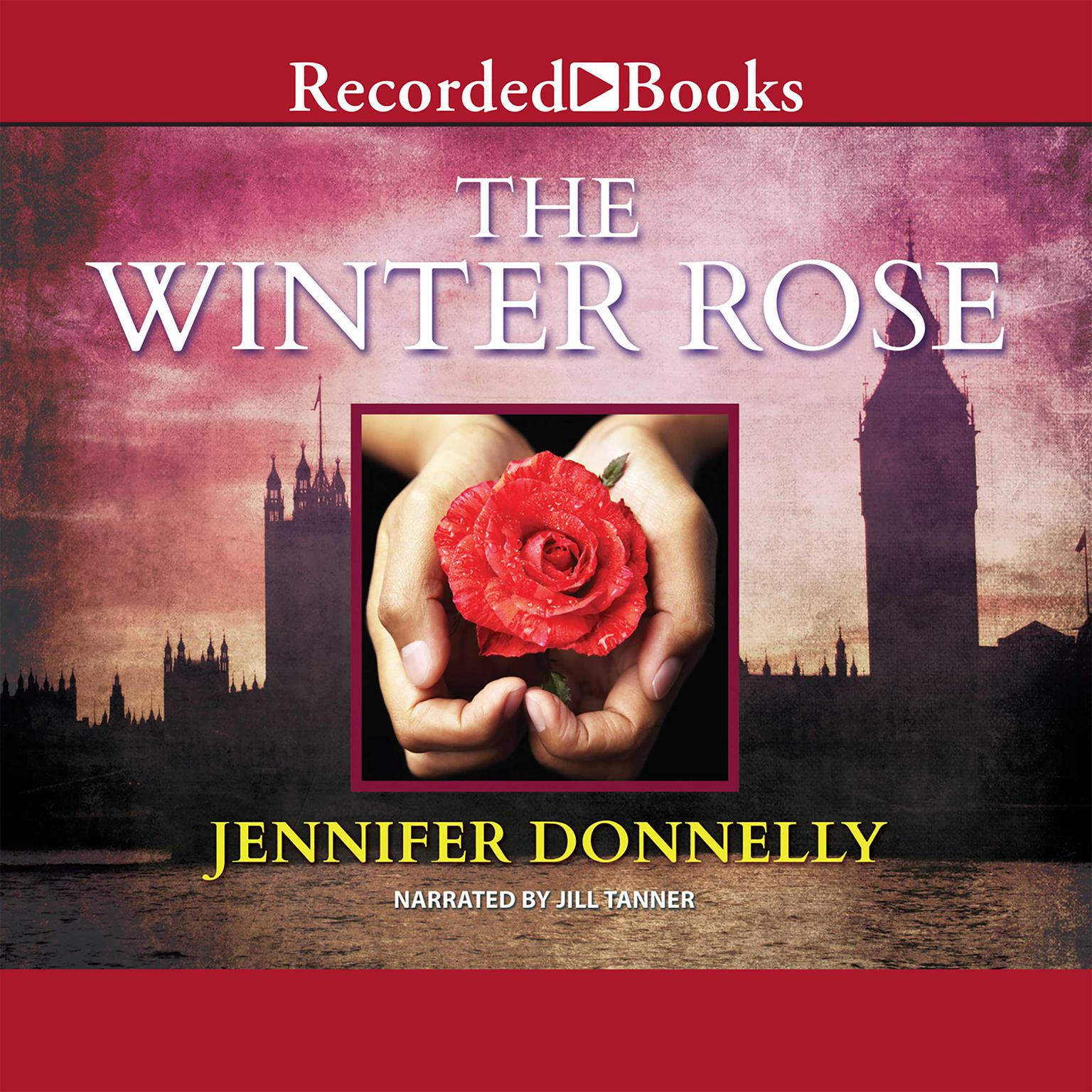Printable The Winter Rose Audiobook Cover Art