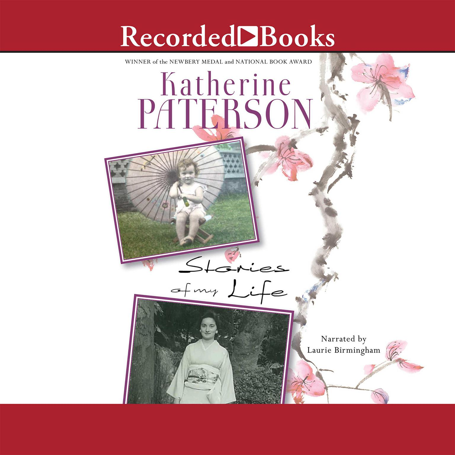 Printable Stories of My Life Audiobook Cover Art