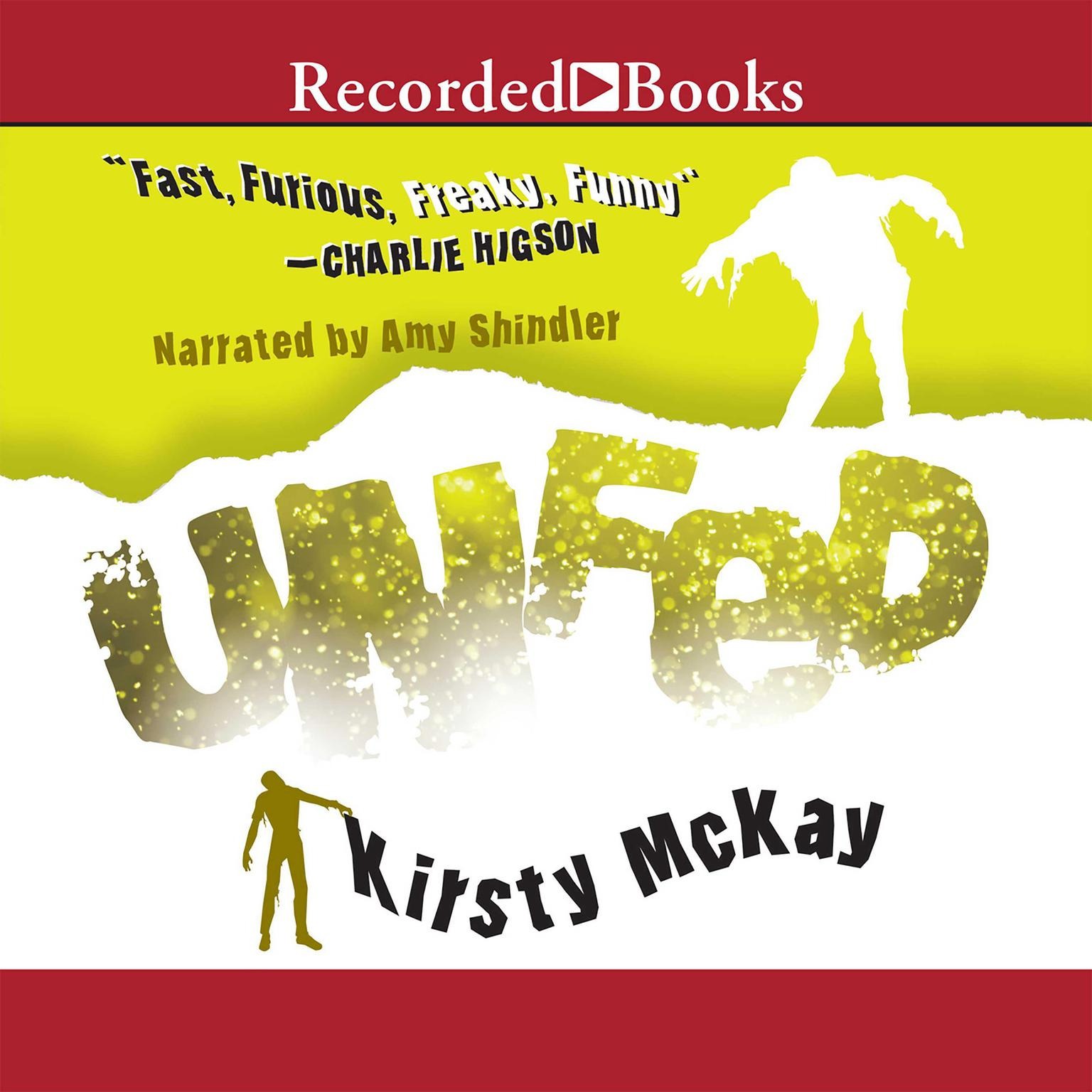 Printable Unfed Audiobook Cover Art