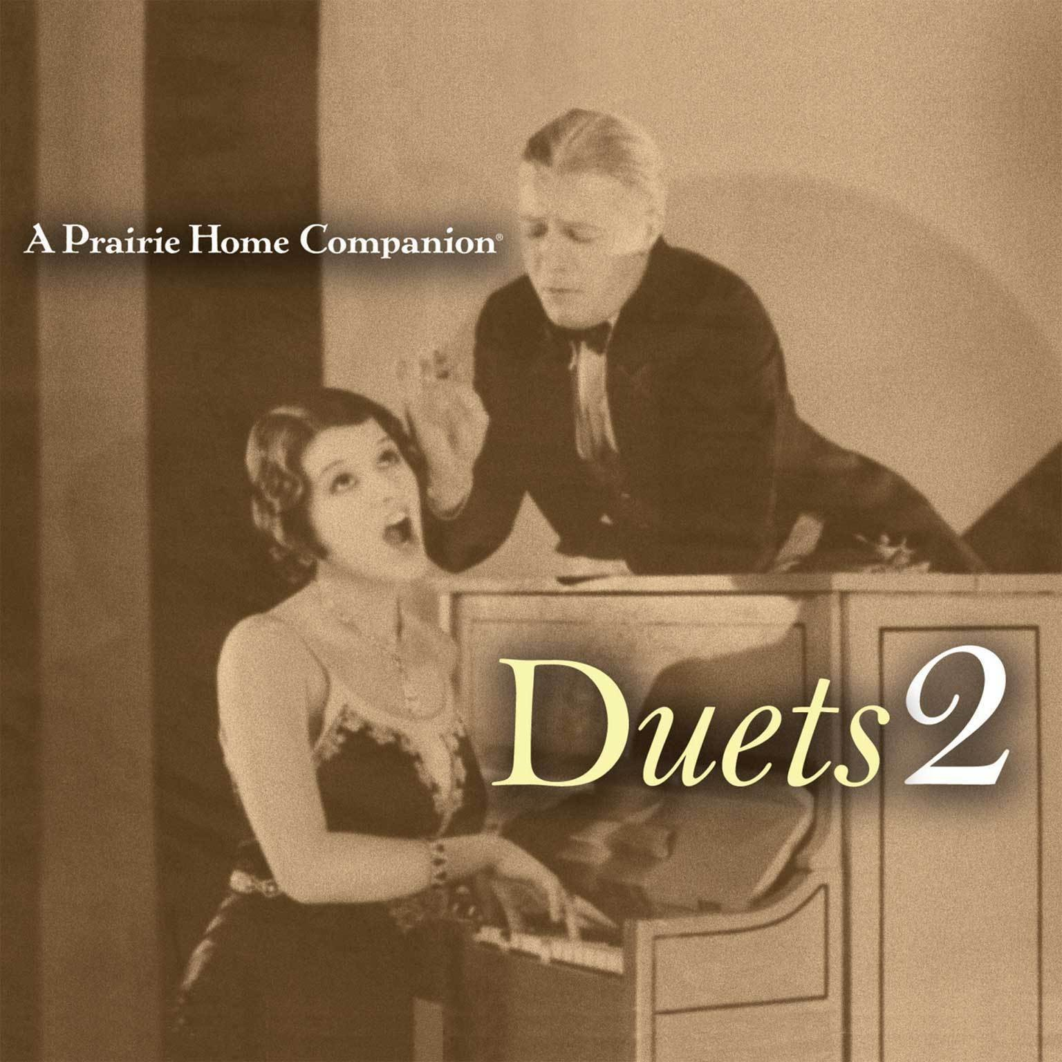Printable A Prairie Home Companion: Duets 2 Audiobook Cover Art