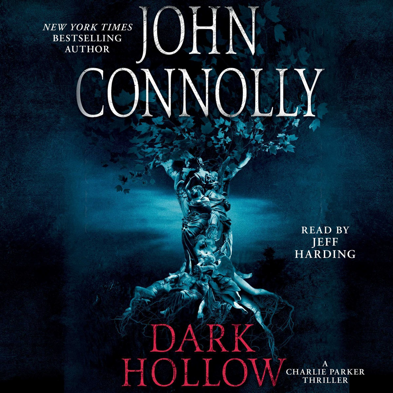 Printable Dark Hollow: A Thriller Audiobook Cover Art