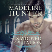 His Wicked Reputation, by Madeline Hunter, Mary Jane Wells
