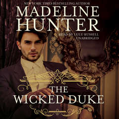 The Wicked Duke Audiobook, by Madeline Hunter