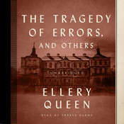 The Tragedy of Errors, and Others, by Ellery Queen