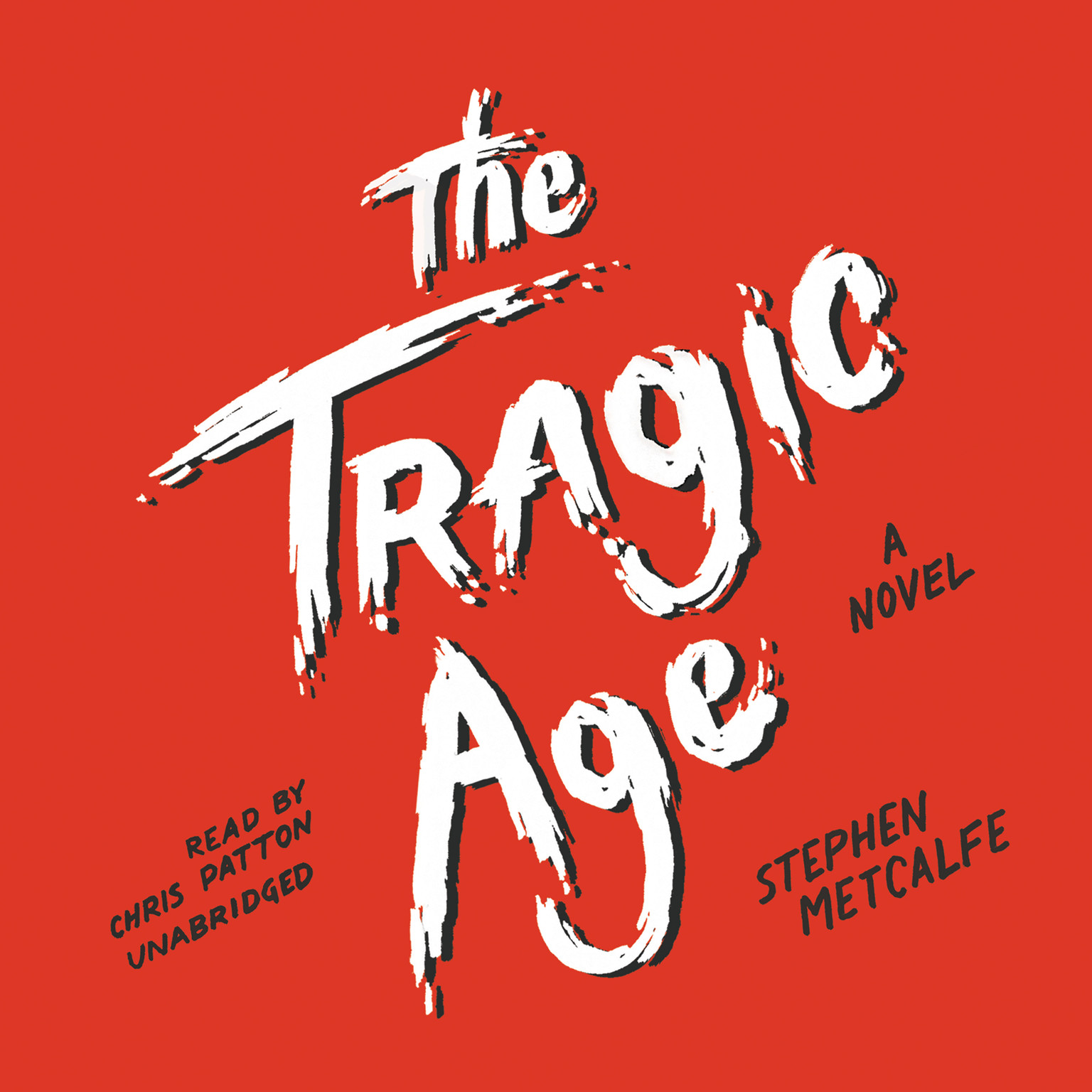 Printable The Tragic Age: A Novel Audiobook Cover Art