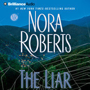 The Liar Audiobook, by Nora Roberts