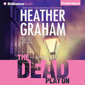 The Dead Play On Audiobook, by Heather Graham