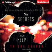 The Secrets We Keep, by Trisha Leaver