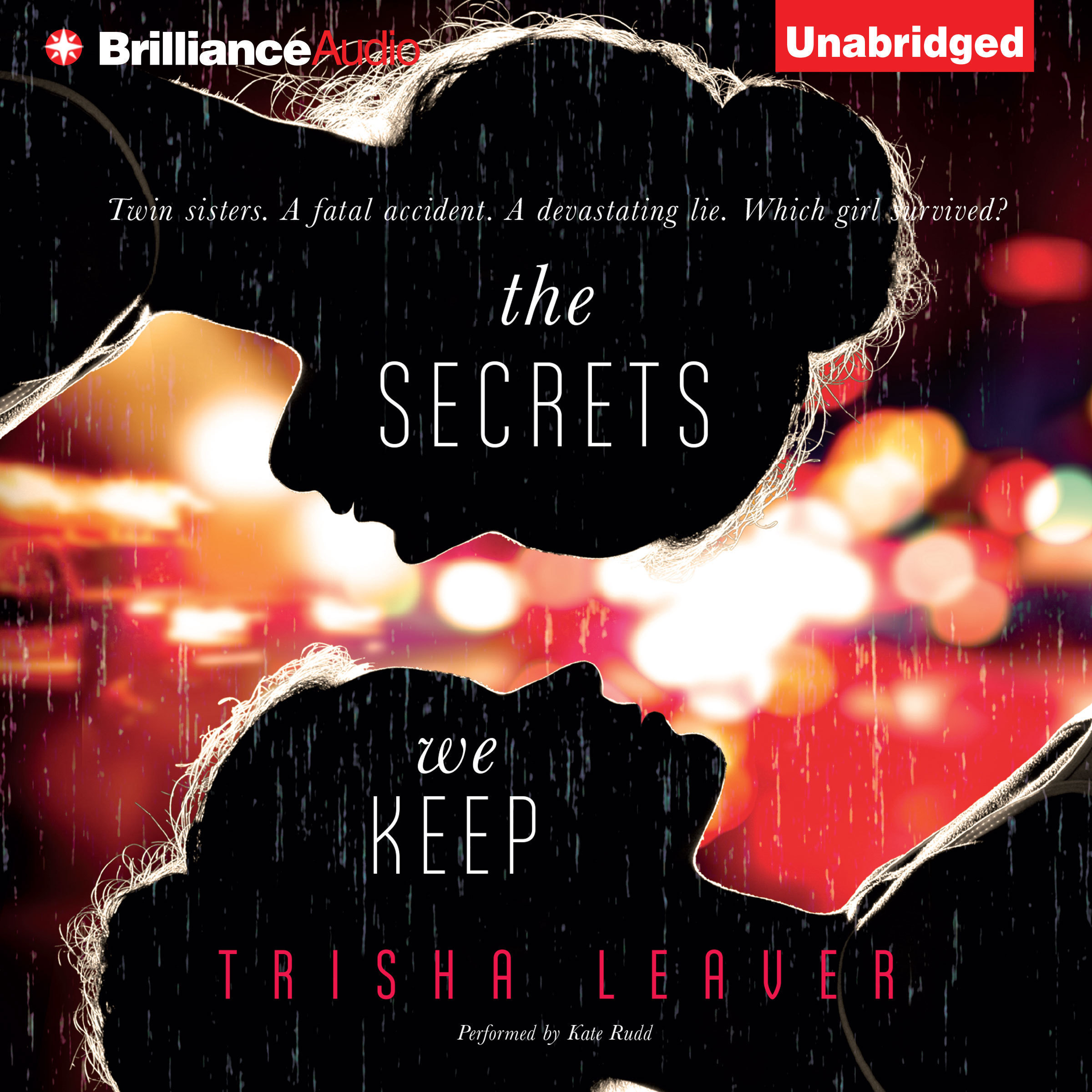 Printable The Secrets We Keep Audiobook Cover Art