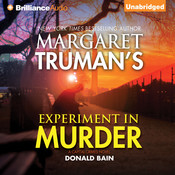 Experiment in Murder Audiobook, by Margaret Truman
