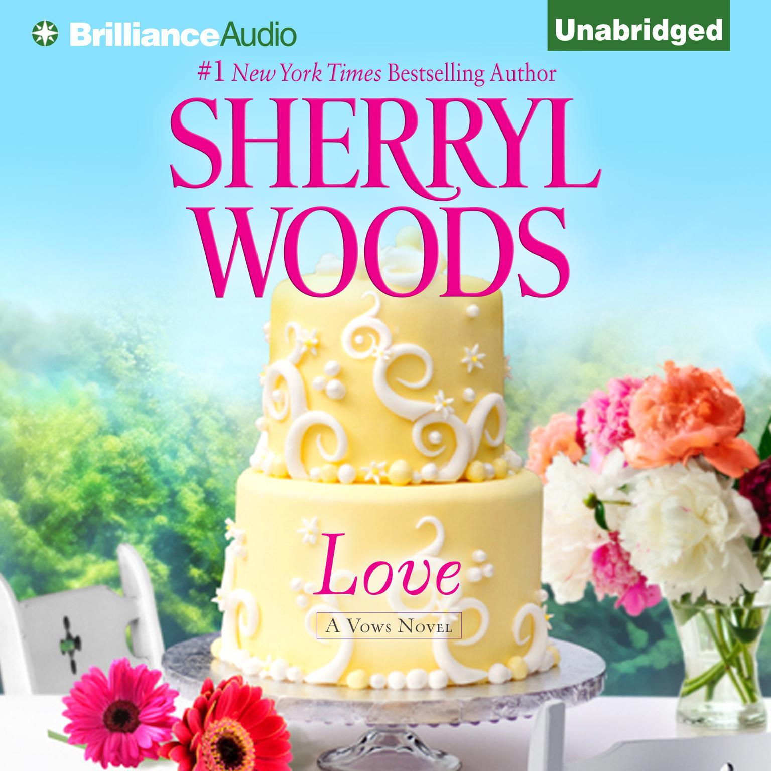 Printable Love Audiobook Cover Art