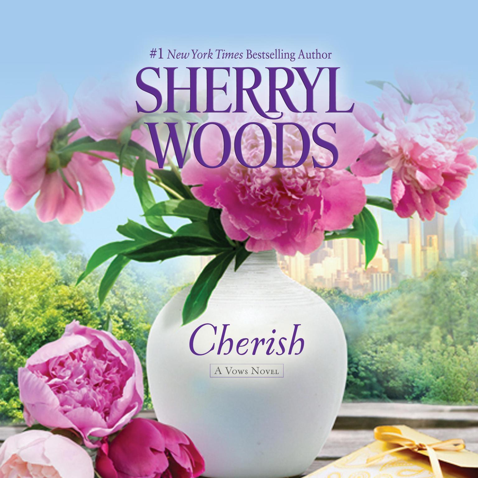 Printable Cherish Audiobook Cover Art