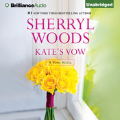Kates Vow Audiobook, by Sherryl Woods