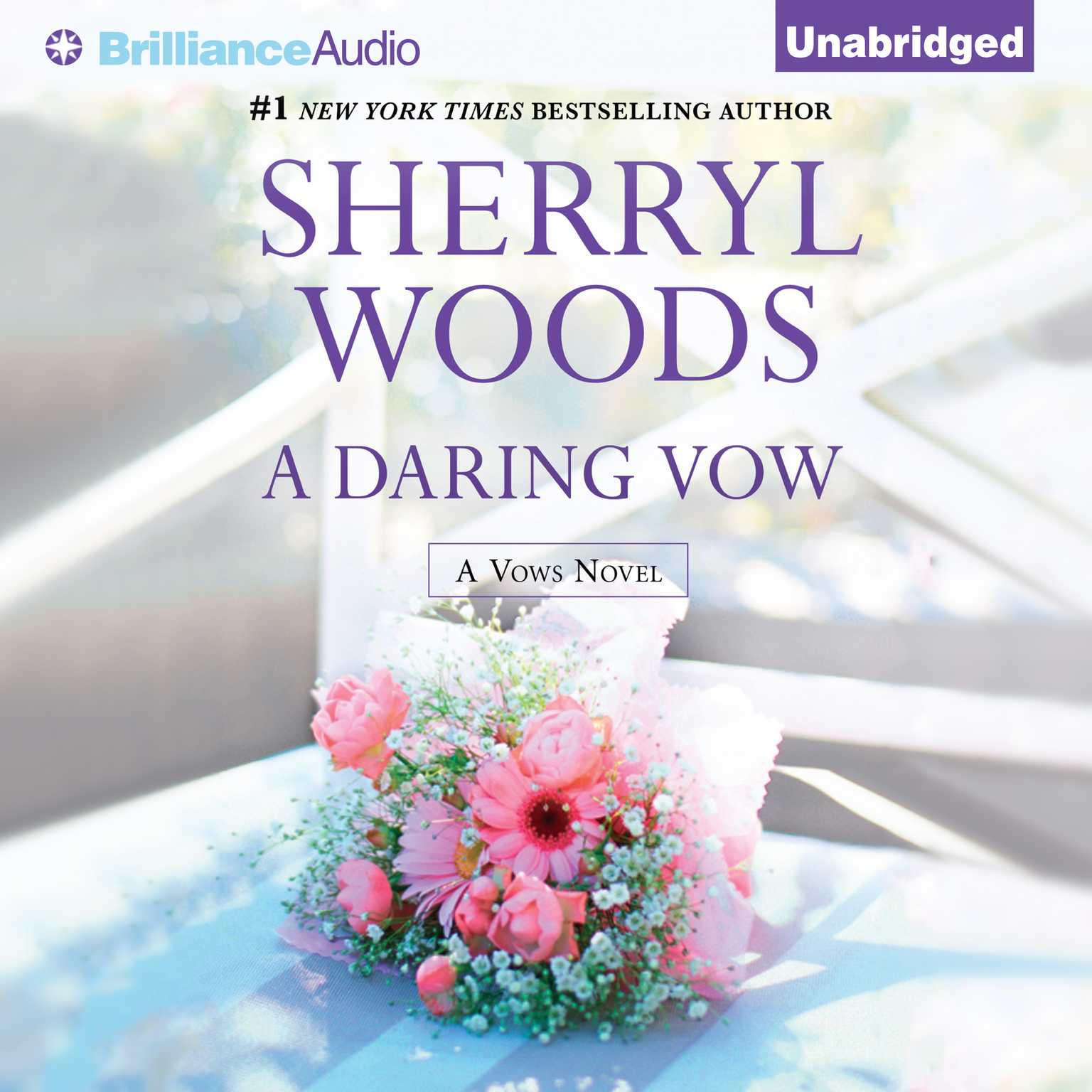 Printable A Daring Vow Audiobook Cover Art