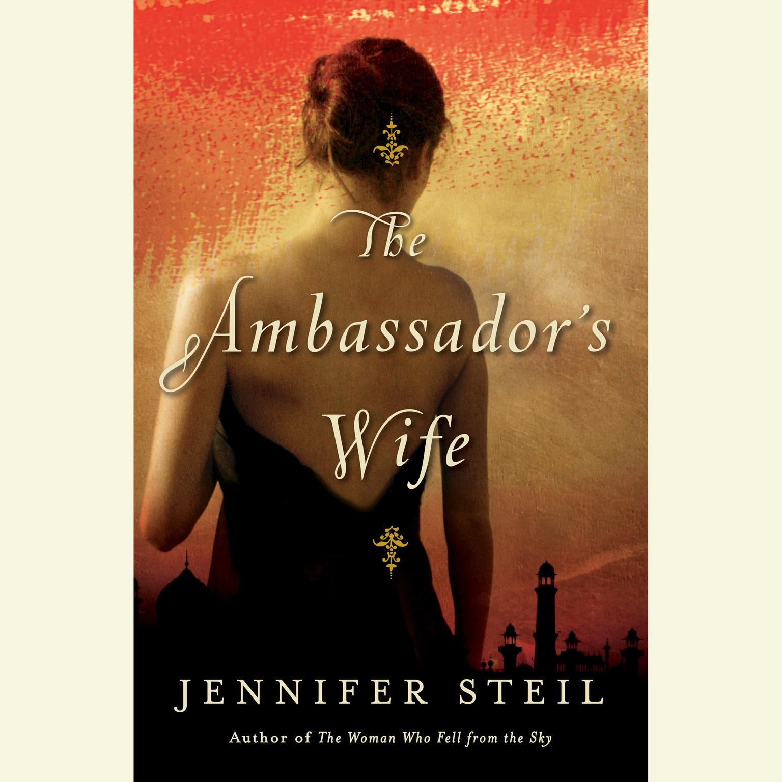 Printable The Ambassador's Wife: A Novel Audiobook Cover Art