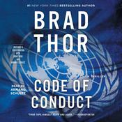 Code of Conduct Audiobook, by Brad Thor
