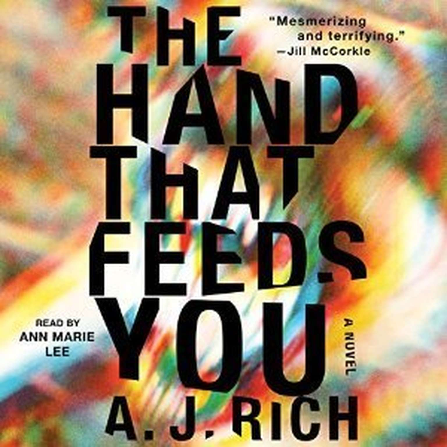 Printable The Hand That Feeds You: A Novel Audiobook Cover Art