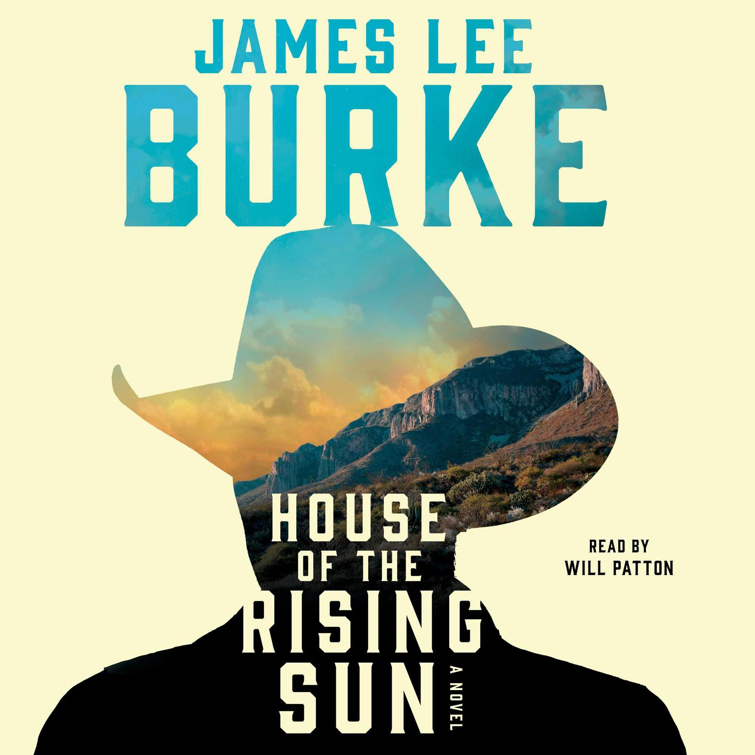 Printable House of the Rising Sun: A Novel Audiobook Cover Art