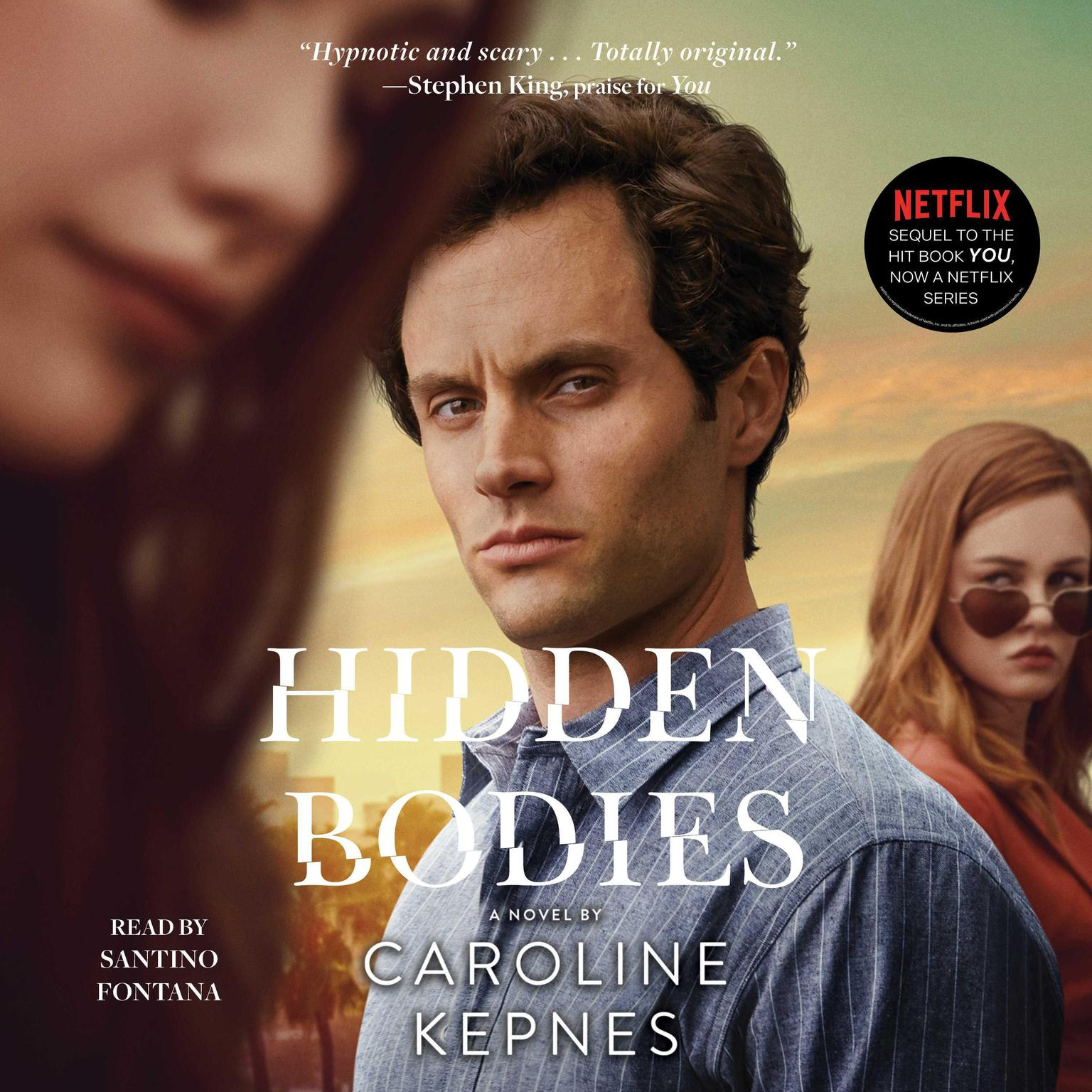 Printable Hidden Bodies Audiobook Cover Art