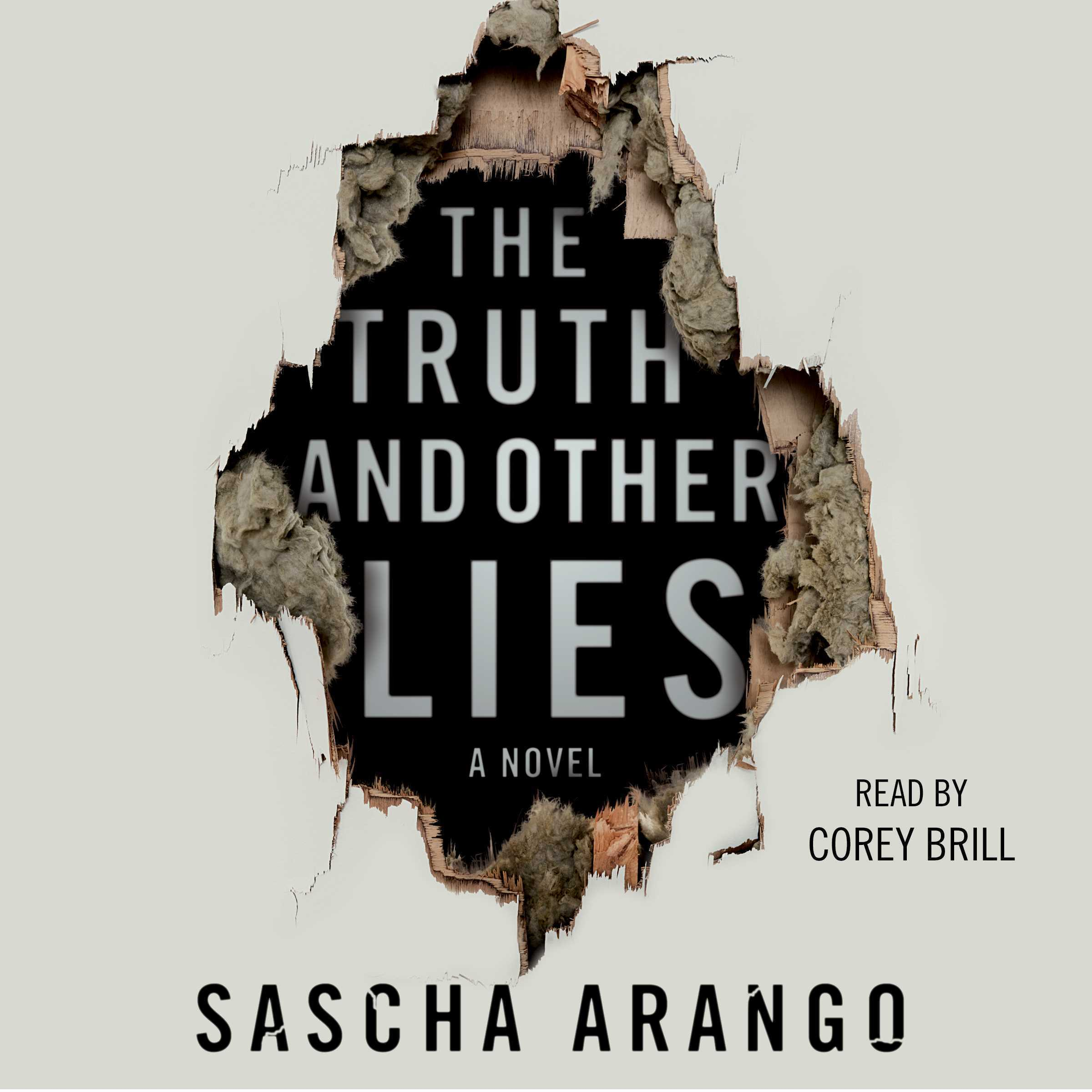 Printable The Truth and Other Lies: A Novel Audiobook Cover Art