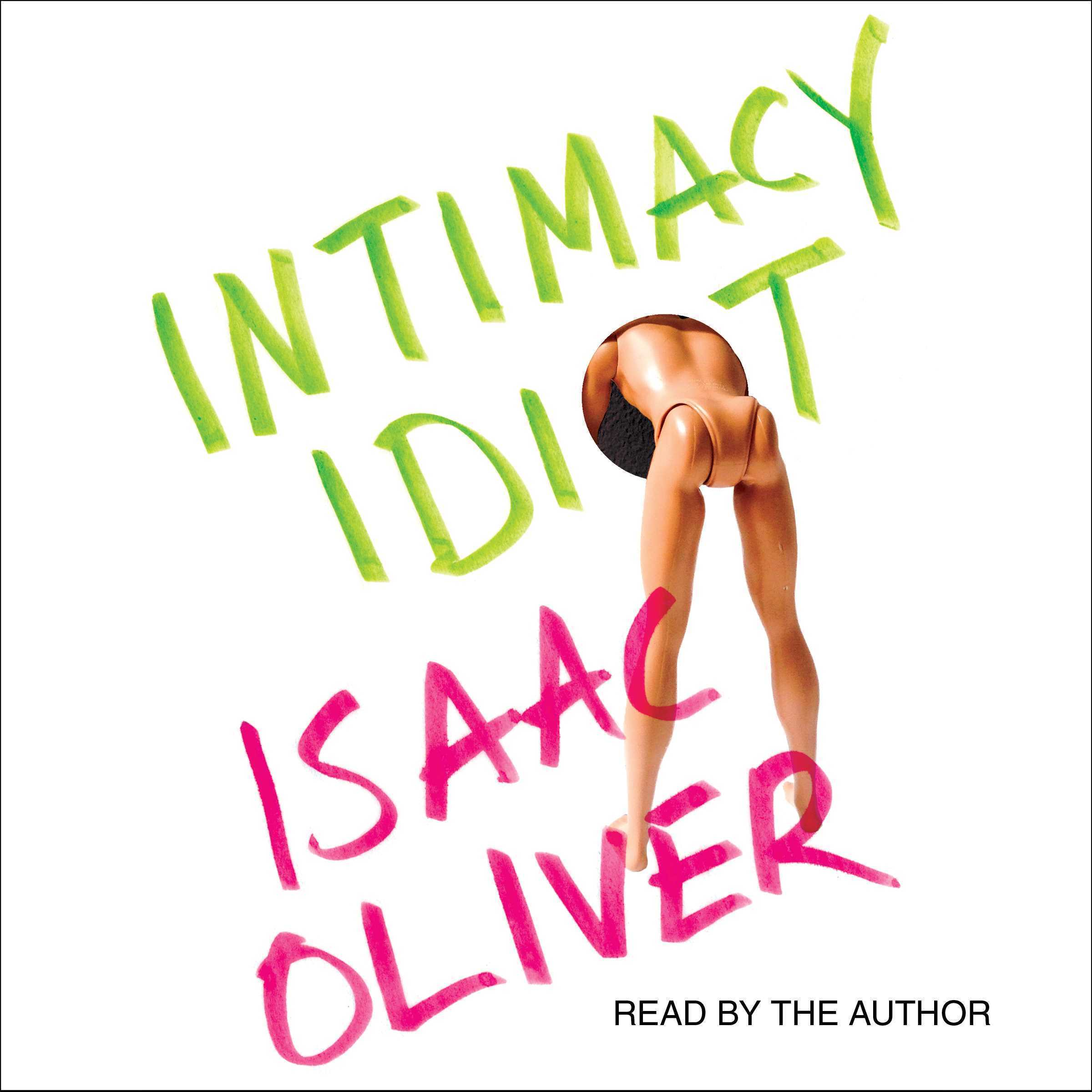 Printable Intimacy Idiot Audiobook Cover Art