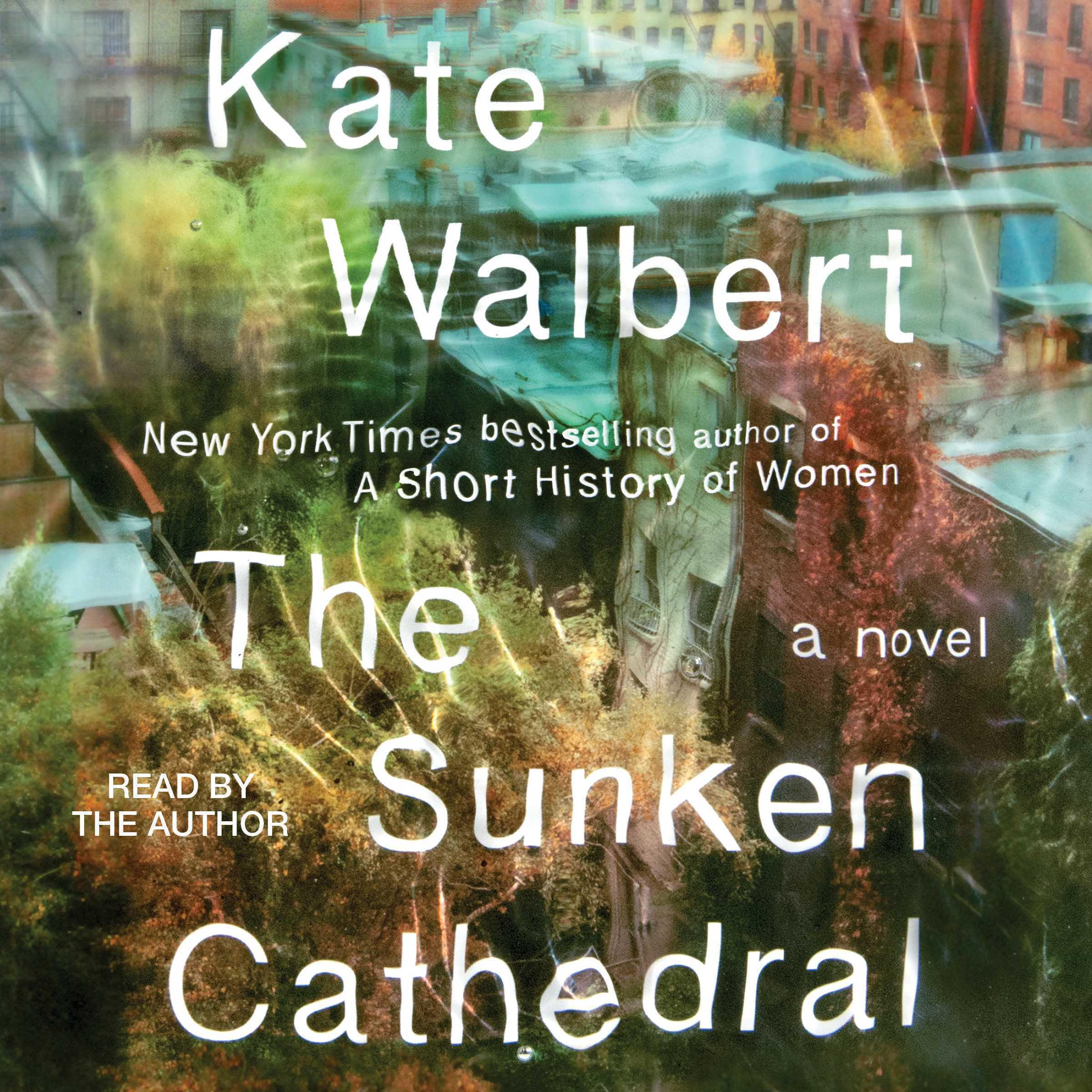 Printable The Sunken Cathedral: A Novel Audiobook Cover Art
