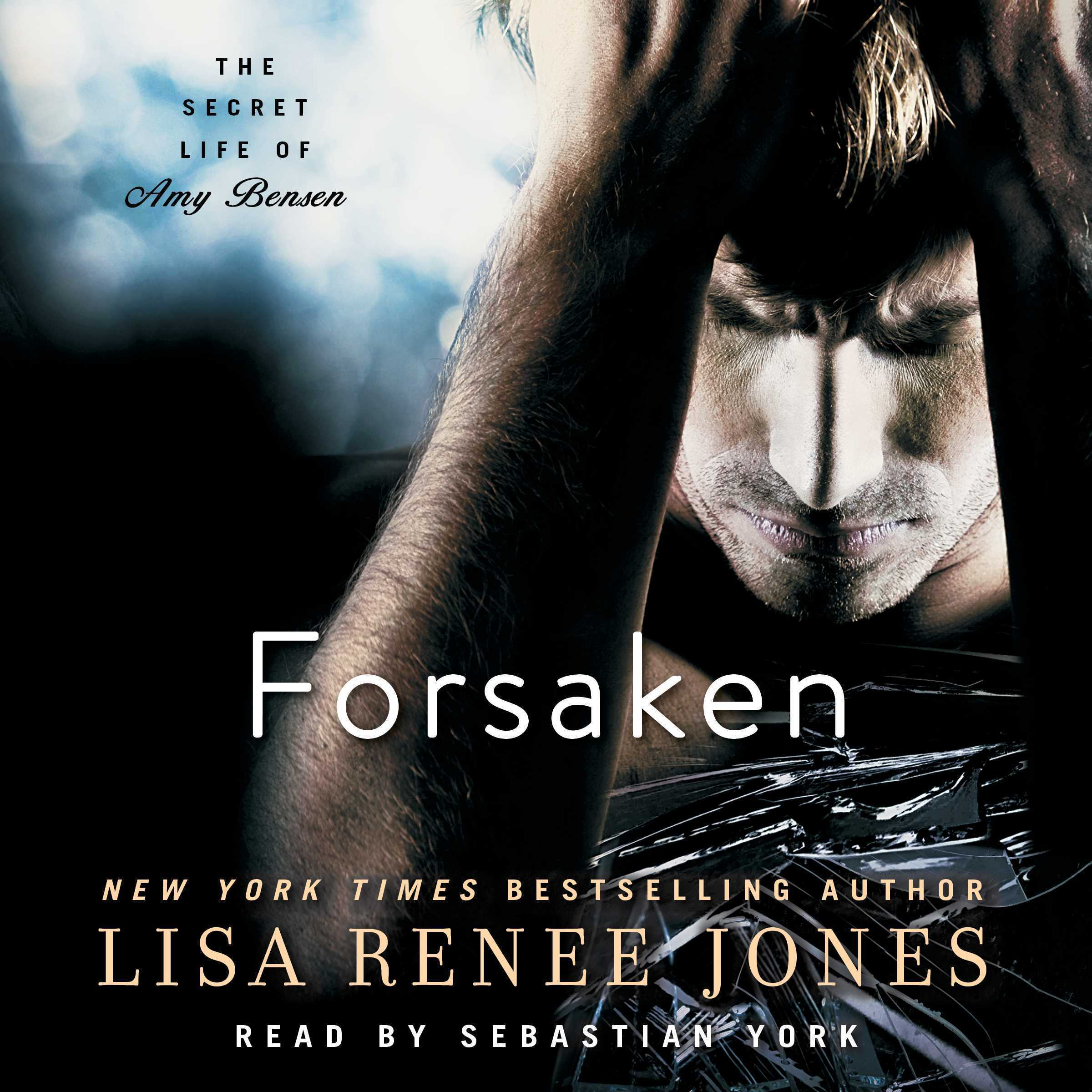 Printable Forsaken Audiobook Cover Art