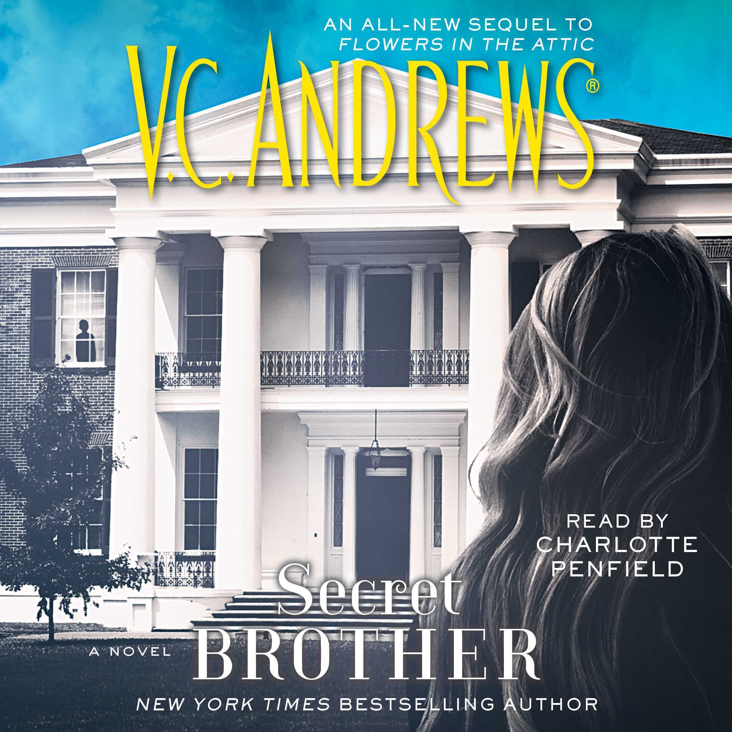Printable Secret Brother Audiobook Cover Art