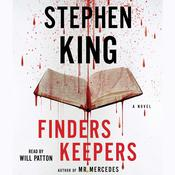 Finders Keepers Audiobook, by Stephen King