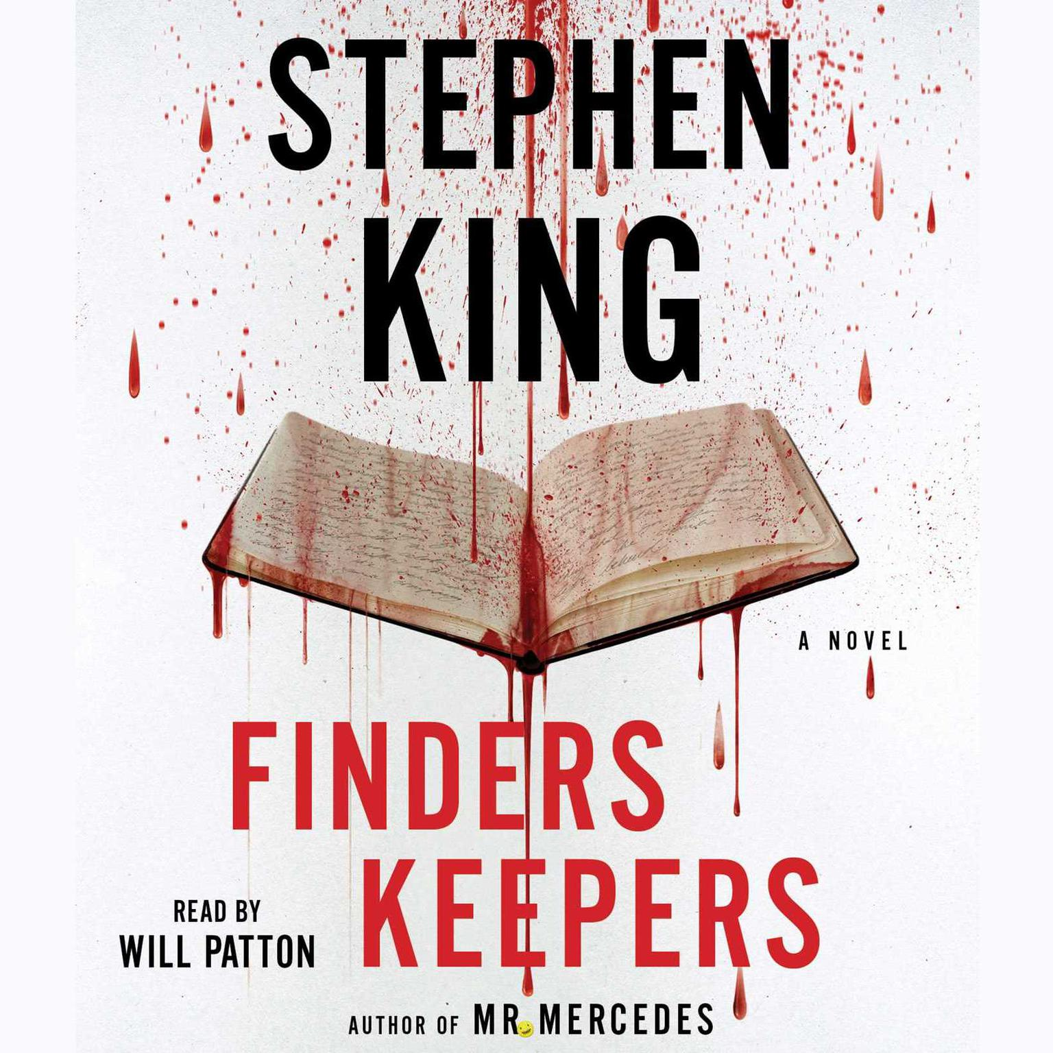 Printable Finders Keepers: A Novel Audiobook Cover Art