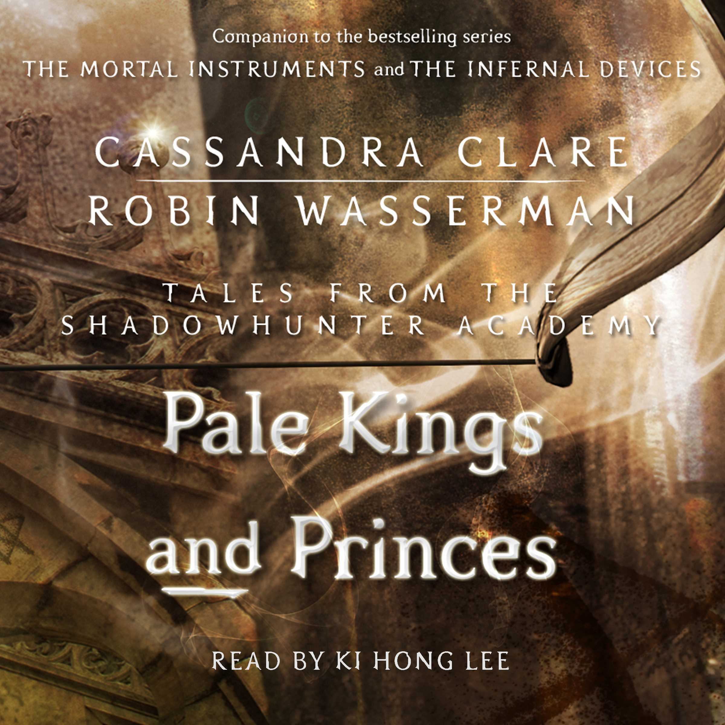 Printable Pale Kings and Princes Audiobook Cover Art