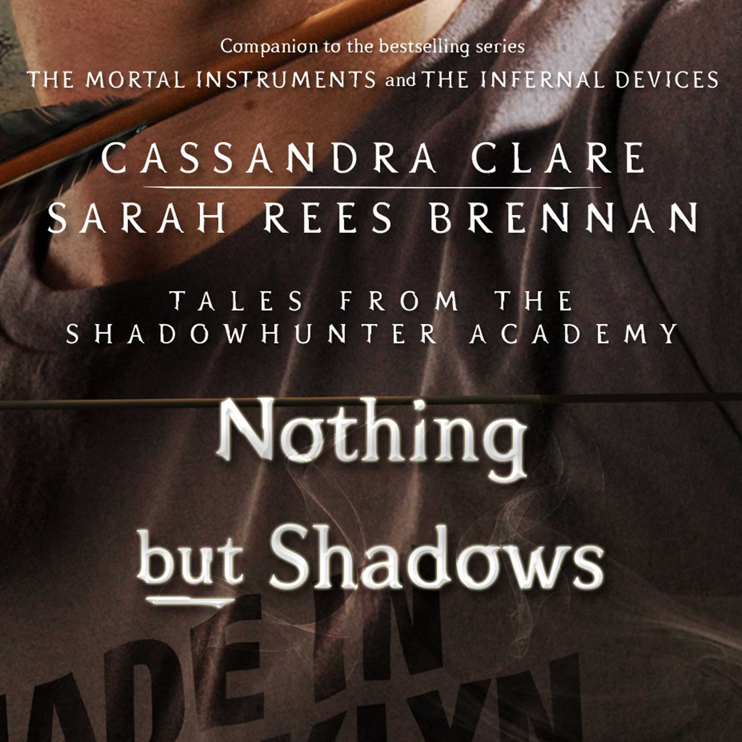 Printable Nothing But Shadows Audiobook Cover Art