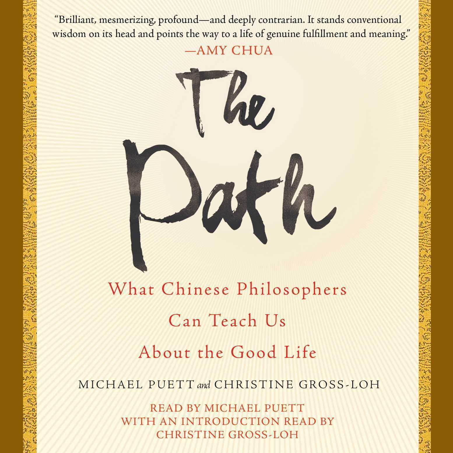 Printable The Path: What Chinese Philosophers Can Teach Us About the Good Life Audiobook Cover Art