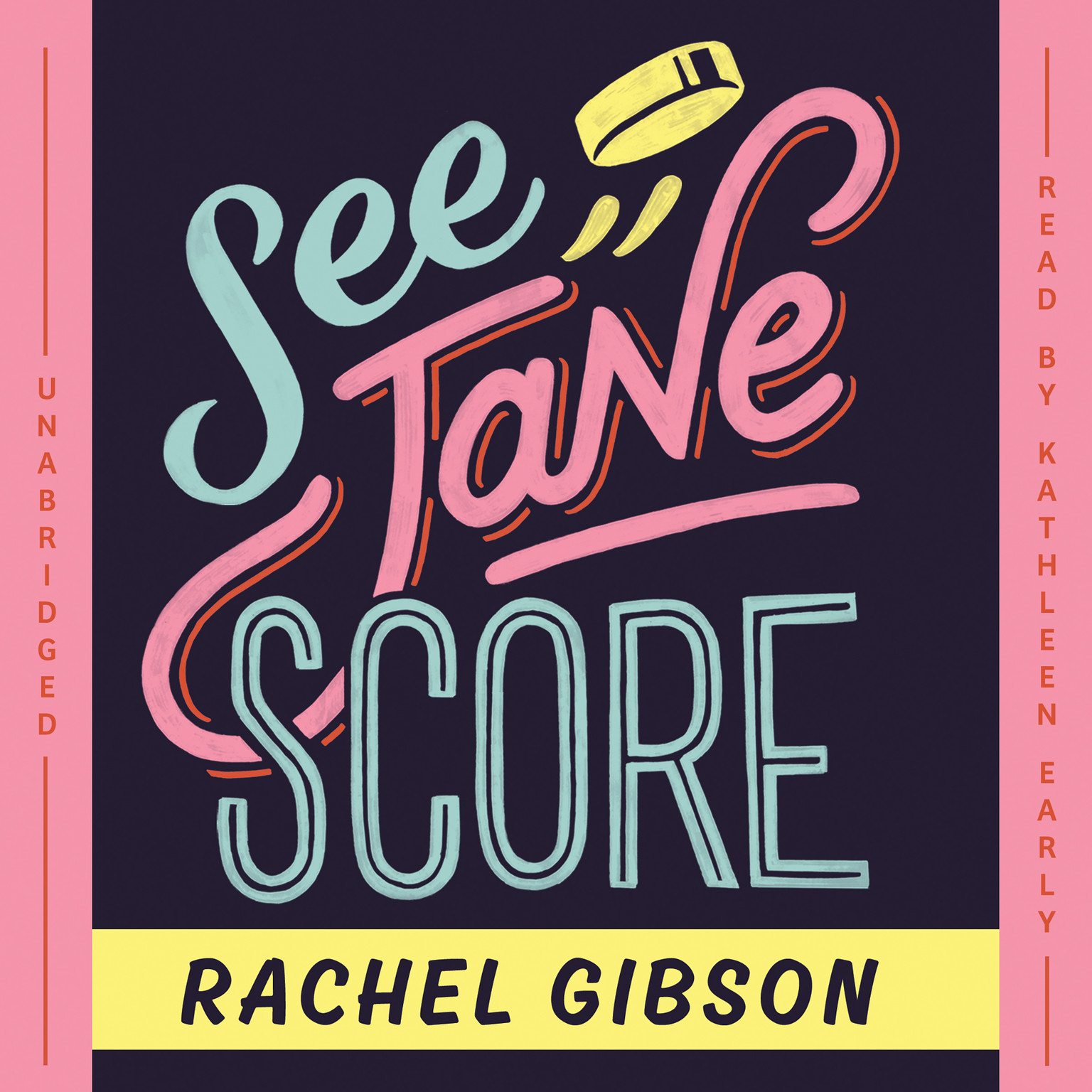 Printable See Jane Score Audiobook Cover Art