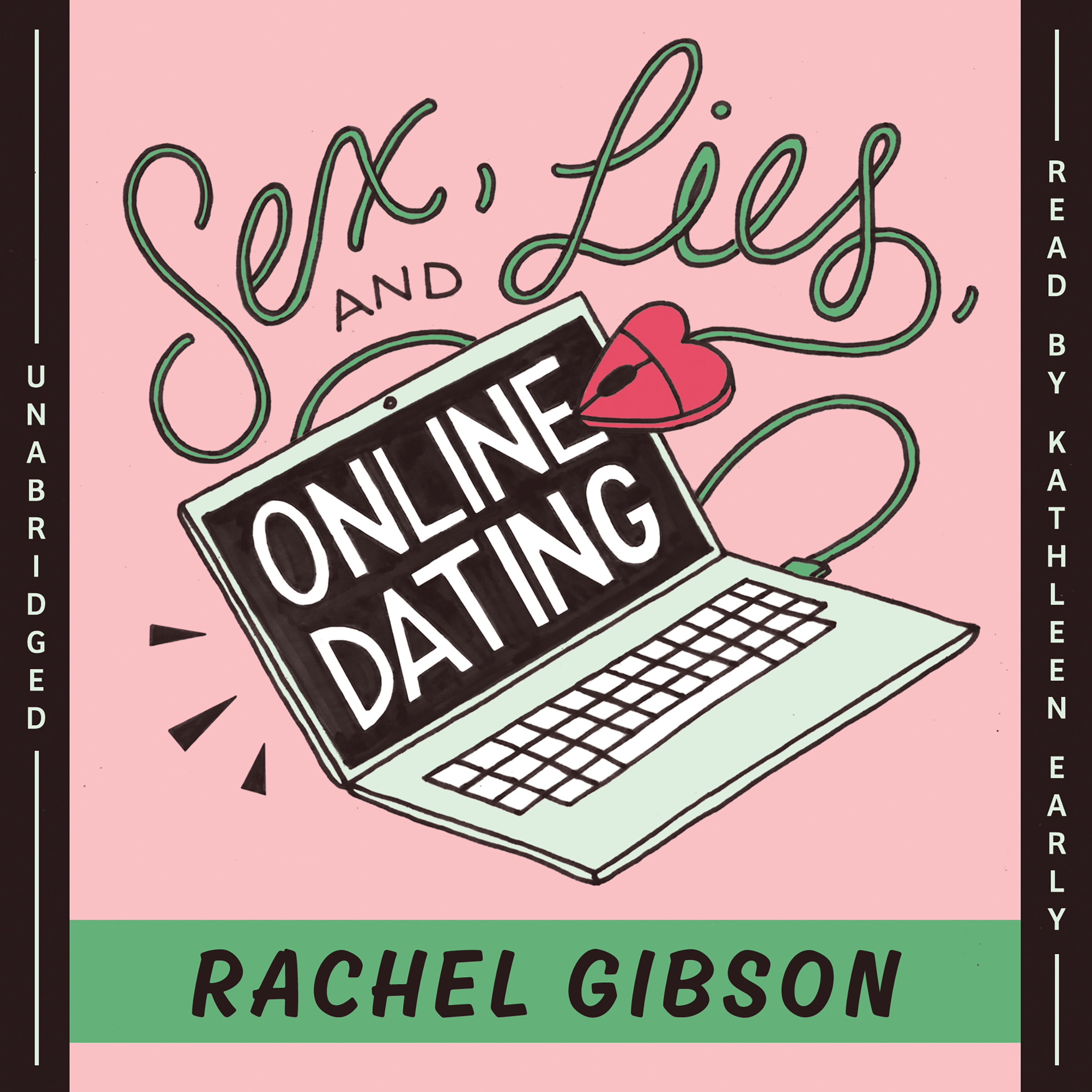 Printable Sex, Lies, and Online Dating Audiobook Cover Art