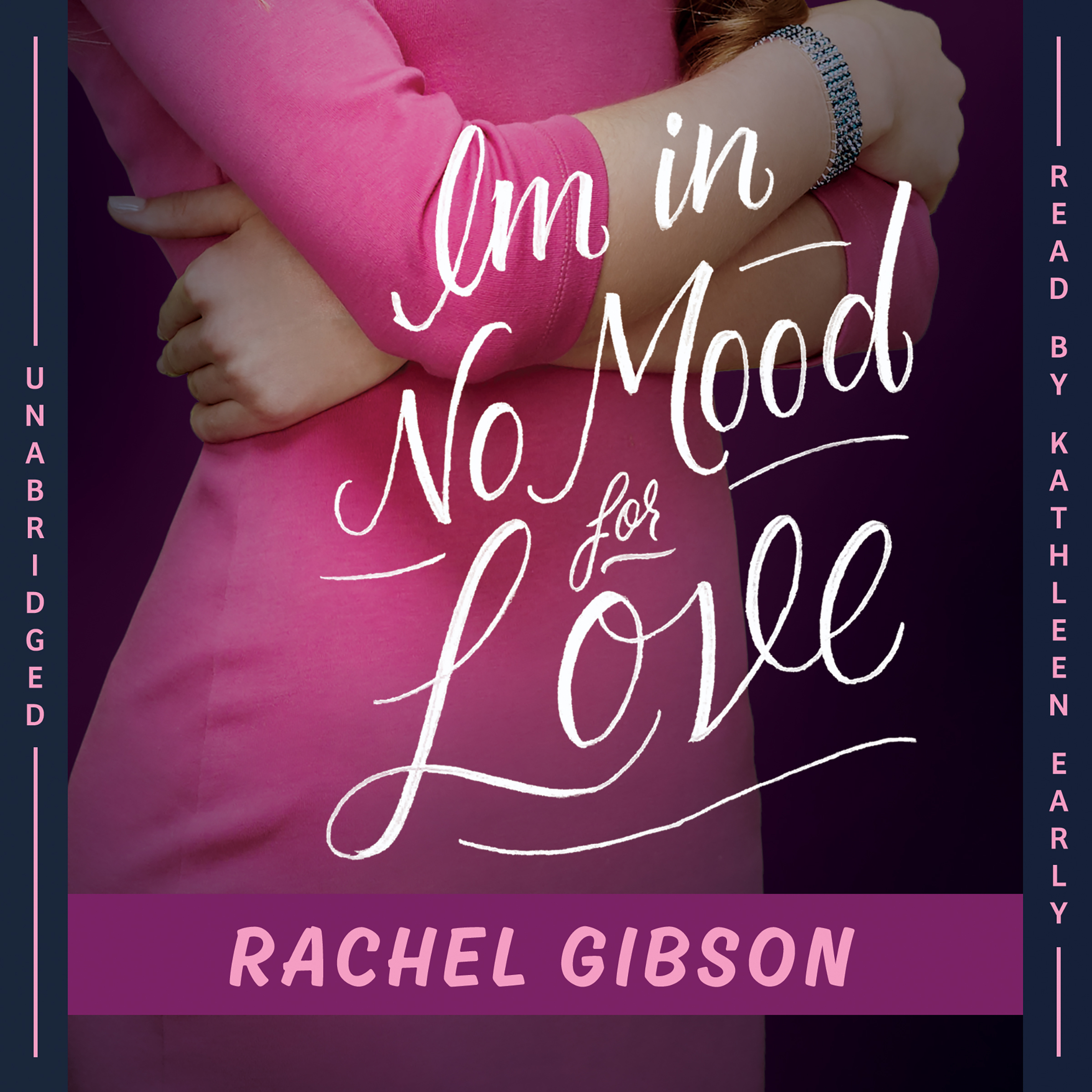 Printable I'm in No Mood for Love Audiobook Cover Art
