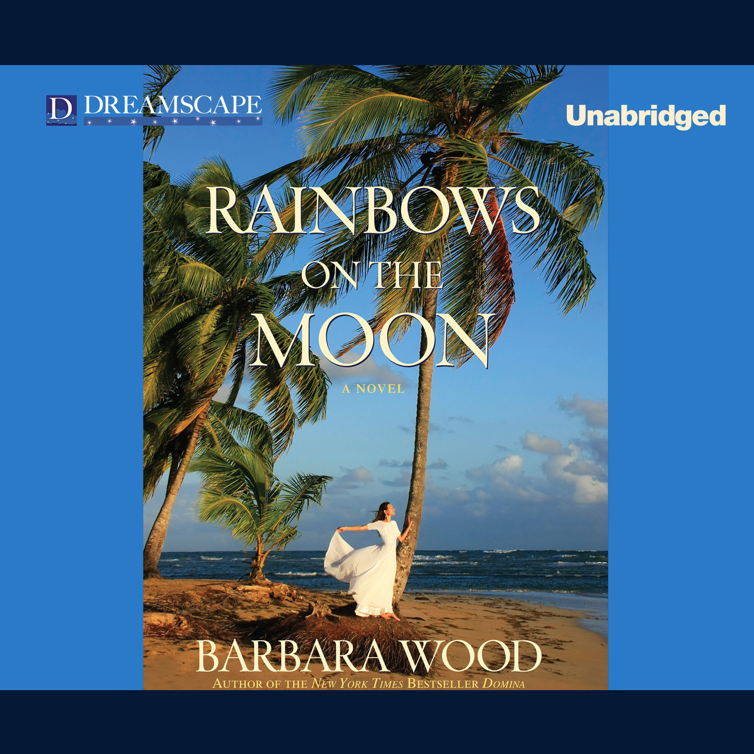 Printable Rainbows on the Moon Audiobook Cover Art