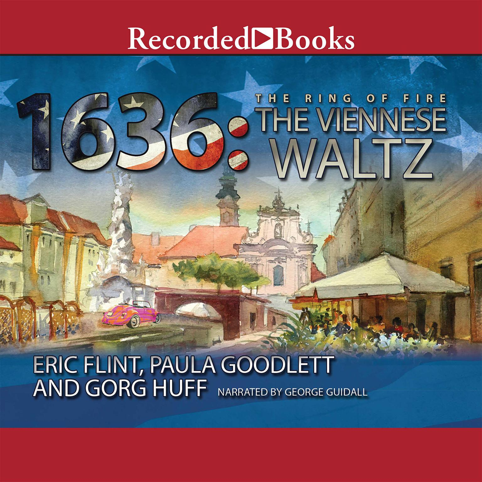 Printable 1636: The Viennese Waltz Audiobook Cover Art