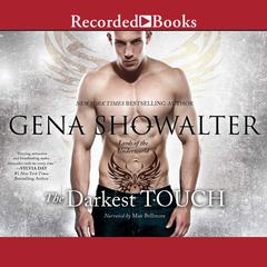 The Darkest Touch Audiobook, by Gena Showalter