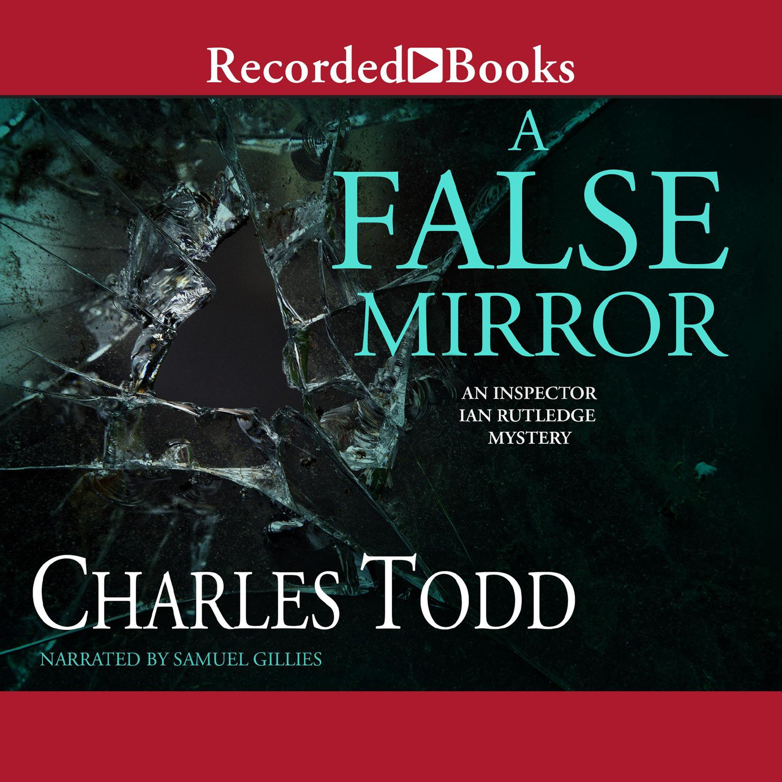 Printable A False Mirror Audiobook Cover Art