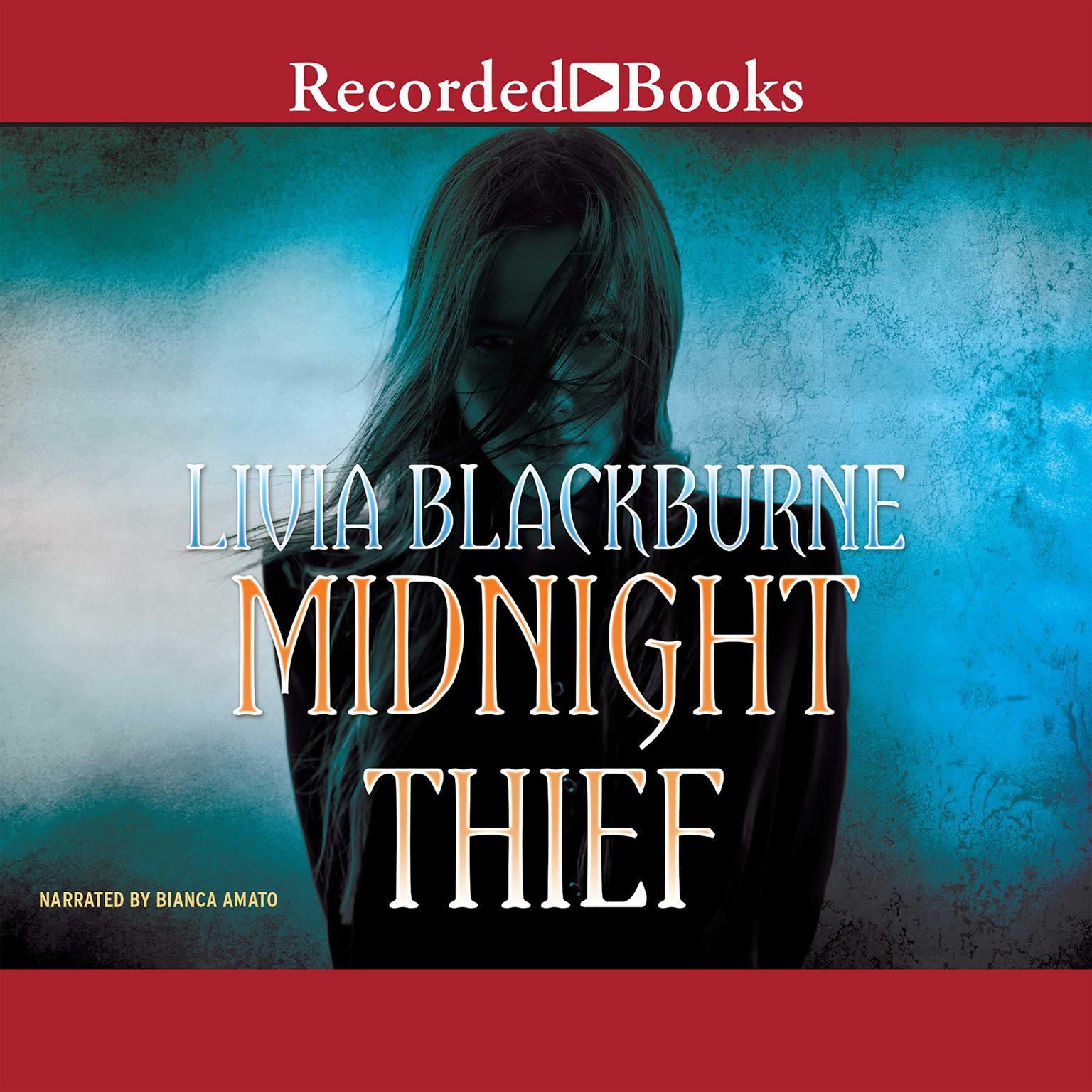 Printable Midnight Thief Audiobook Cover Art