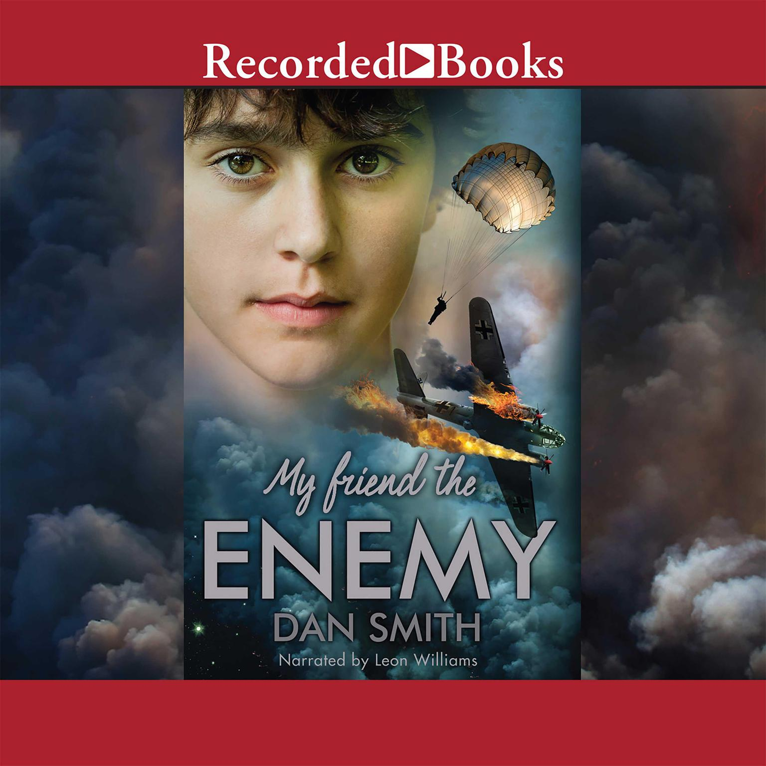 Printable My Friend the Enemy Audiobook Cover Art