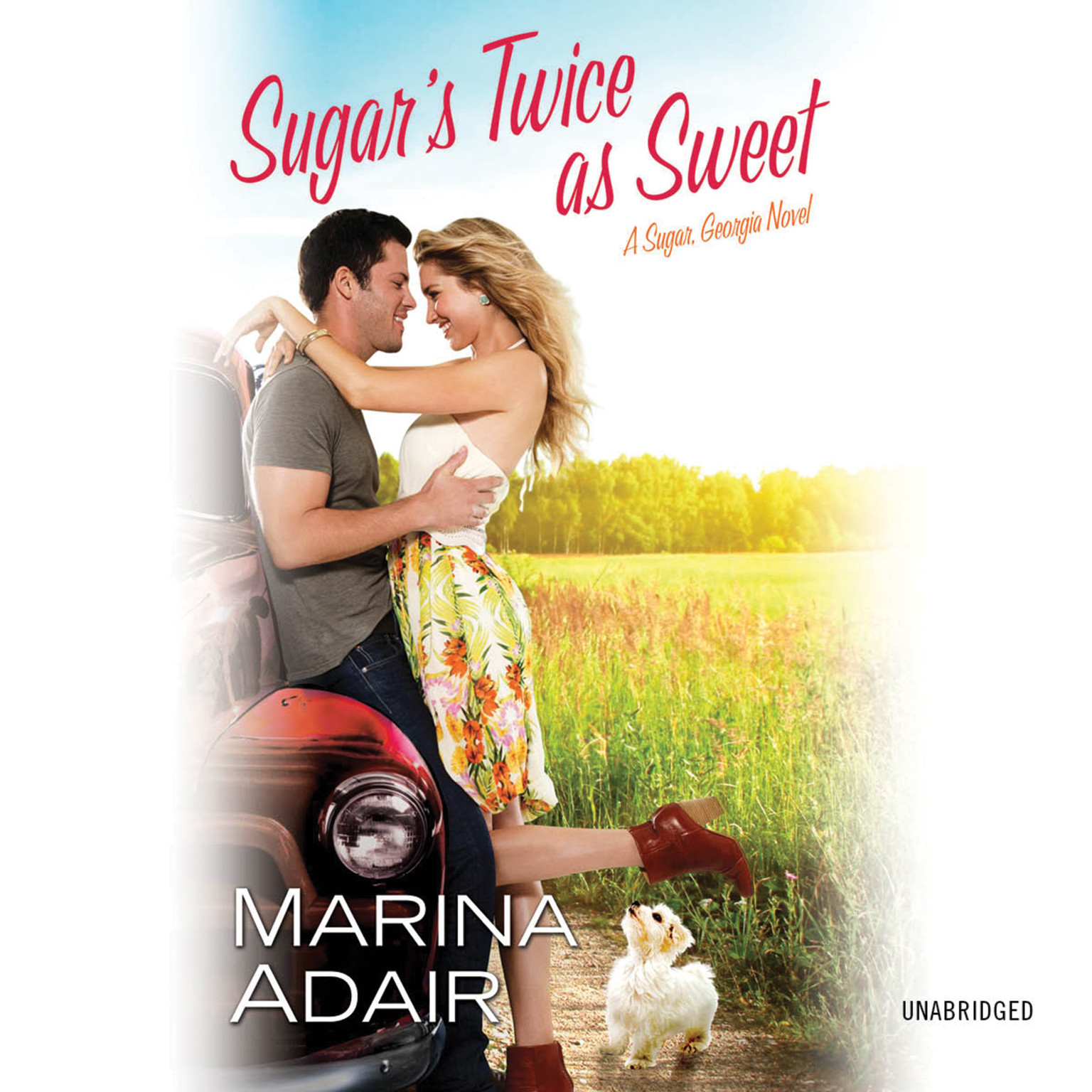 Printable Sugar's Twice as Sweet: A Sugar, Georgia Novel Audiobook Cover Art