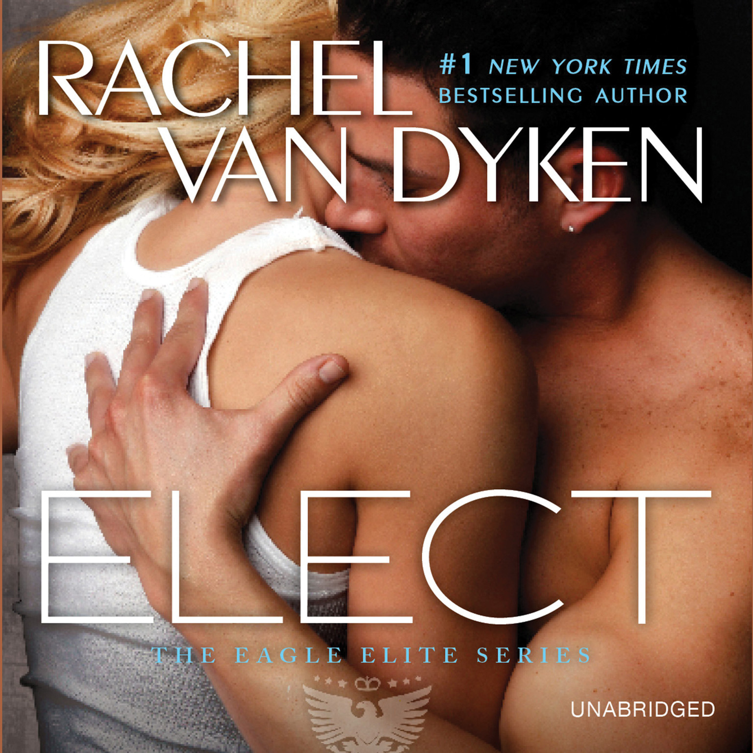 Printable Elect Audiobook Cover Art