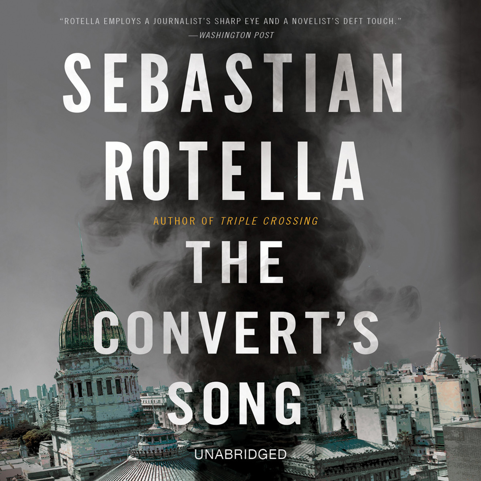 Printable The Convert's Song: A Novel Audiobook Cover Art
