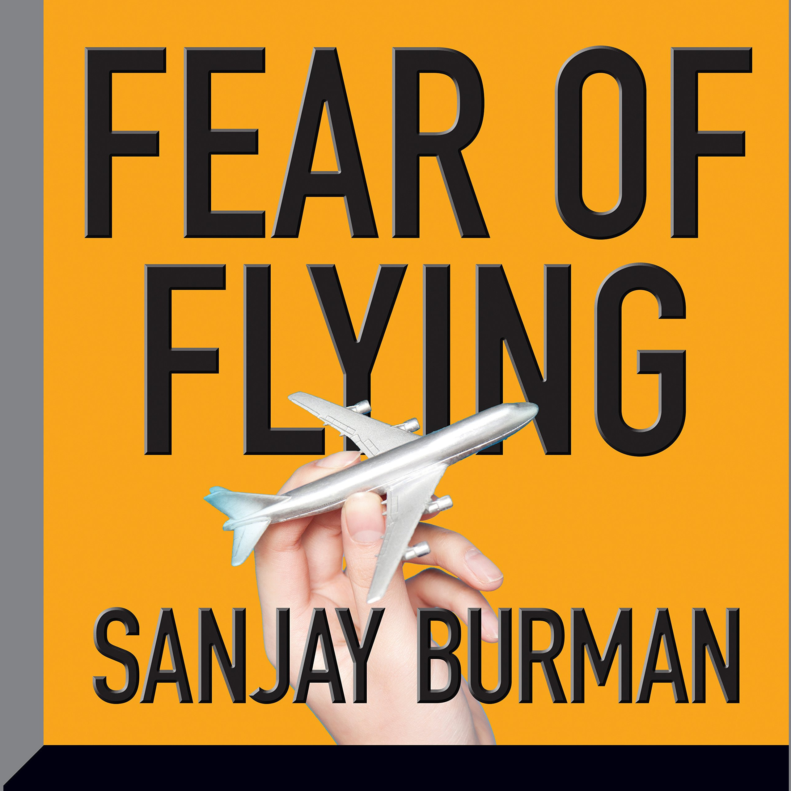 Printable Fear of Flying Audiobook Cover Art