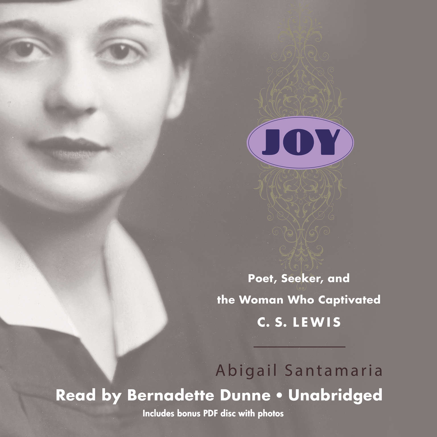 Joy: Poet, Seeker, and the Woman Who Captivated C. S. Lewis Audiobook, by Abigail Santamaria