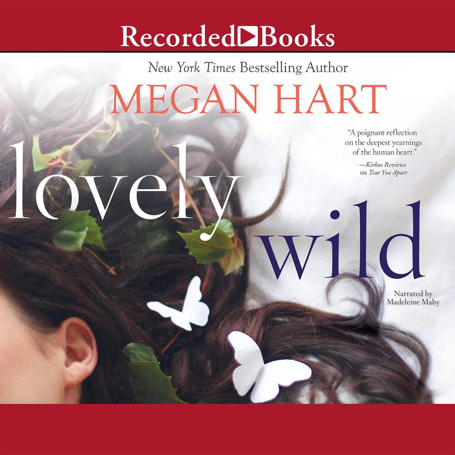 Printable Lovely Wild Audiobook Cover Art