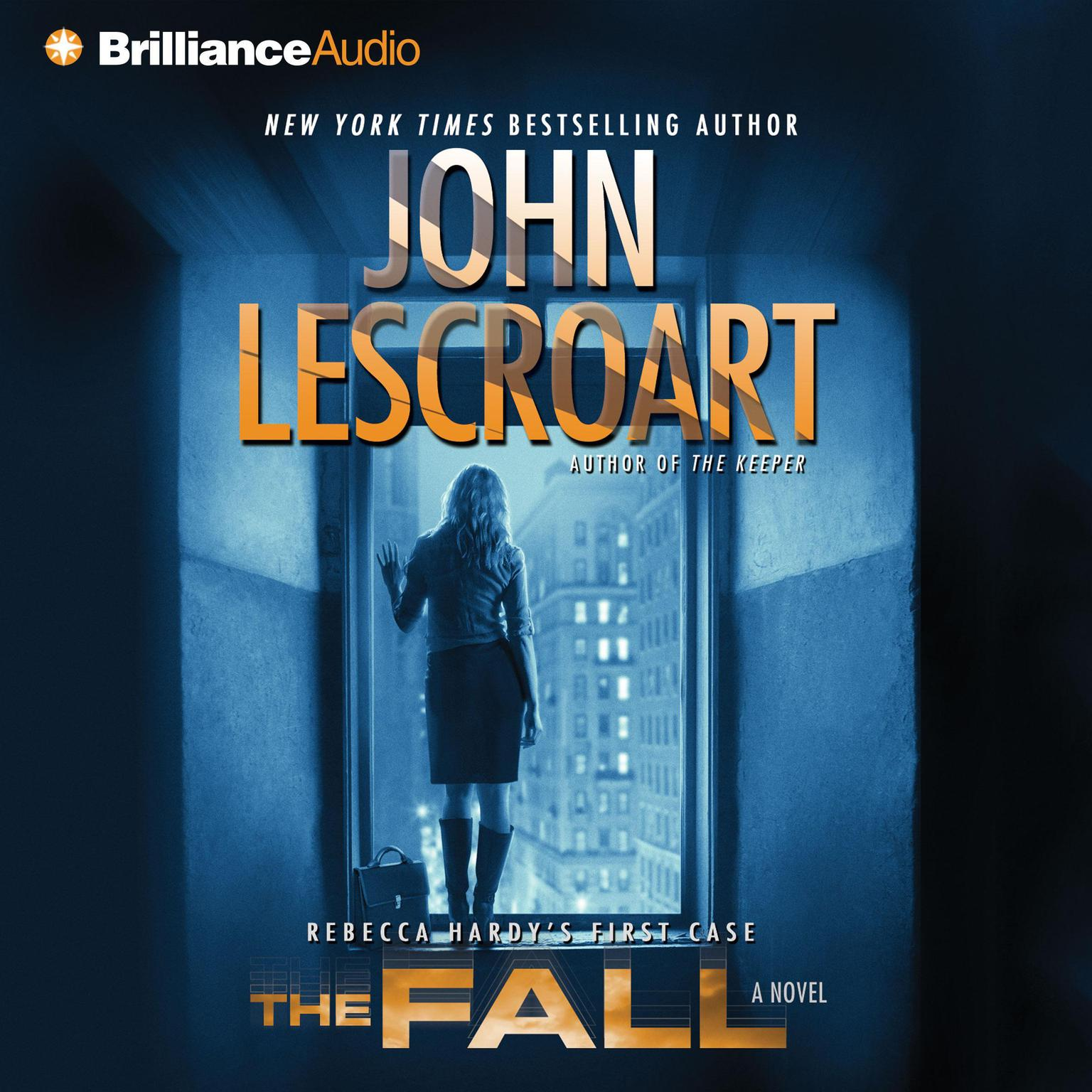 Printable The Fall: A Novel Audiobook Cover Art